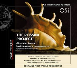 The Rossini Project, Vol. II: From Naples to Europe Product Image