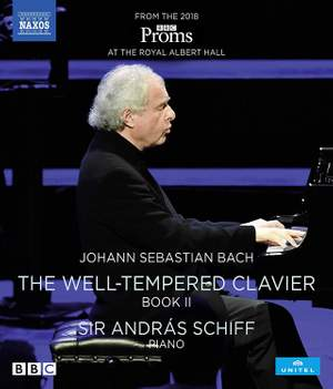 JS Bach: The Well-Tempered Clavier, Book II