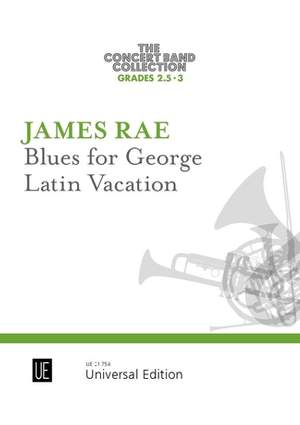Rae, J: Blues for George • Latin Vacation