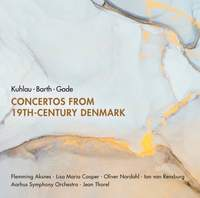 Concertos from 19th-Century Denmark