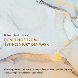 Concertos from 19th-Century Denmark