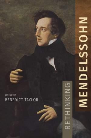 Rethinking Mendelssohn