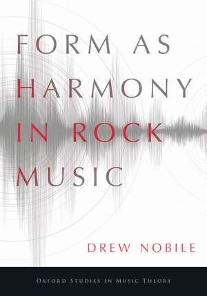 Form as Harmony in Rock Music Product Image