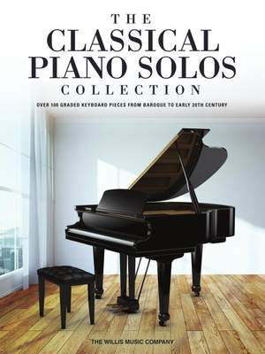 The Classical Piano Solos Collection Product Image