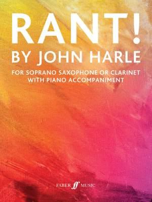 John Harle: RANT!