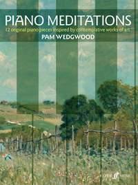 Pamela Wedgwood: Piano Meditations