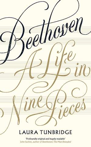 Beethoven: A Life in Nine Pieces Product Image