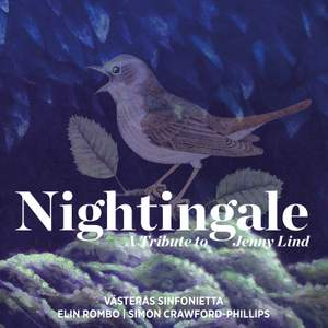 Nightingale - A Tribute to Jenny Lind Product Image