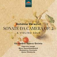 Veracini: Sonate da camera Op. 2