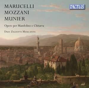 Opere per Mandolino e Chitarra (Works for Mandolin and Guitar)