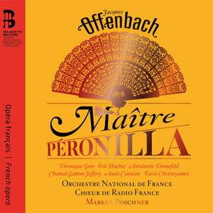 Offenbach: Maitre Peronilla Product Image