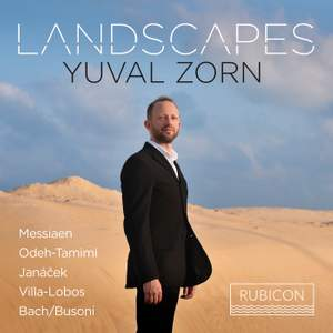 Landscapes: Yuval Zorn Product Image