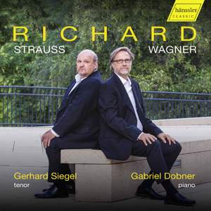 R. Strauss & Wagner: Art Songs