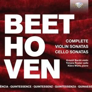 Beethoven: Complete Violin Sonatas & Cello Sonatas