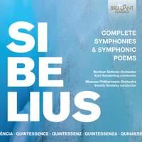 Sibelius: Complete Symphonies & Symphonic Poems