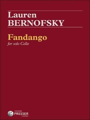 Bernofsky, L: Fandango Product Image