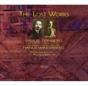 Feinberg & Winterberg: The Lost Works