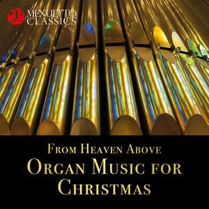 From Heaven Above - Organ Music for Christmas Product Image