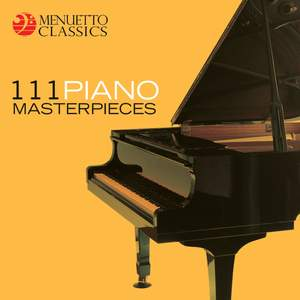 111 Piano Masterpieces
