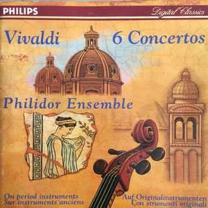 Vivaldi - 6 Concertos