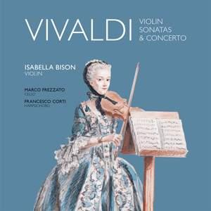 Vivaldi: Violin Sonatas & Concerto Product Image