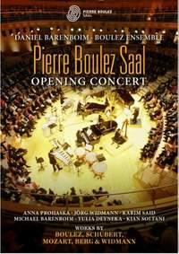 Pierre Boulez Saal: Opening Concert (DVD)