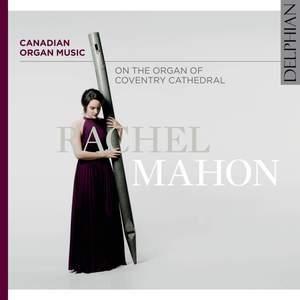 Canadian Organ Music Product Image