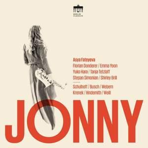 Jonny - Music by Krenek, Weill, Hindemith, Busch