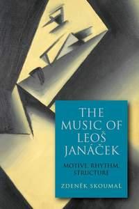 The Music of Leos Janacek: Motive, Rhythm, Structure: 170