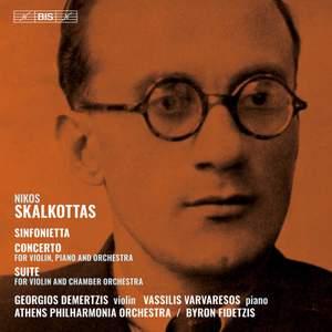 Skalkottas: Orchestral Works