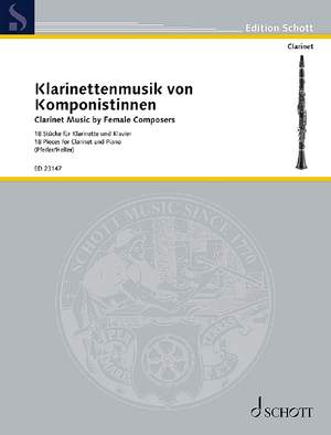 Clarinet Music by female Composers Product Image