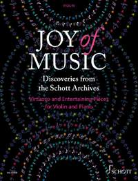 Joy of Music – Discoveries from the Schott Archives