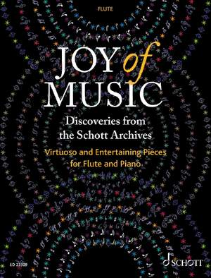 Joy of Music – Discoveries from the Schott Archives Product Image