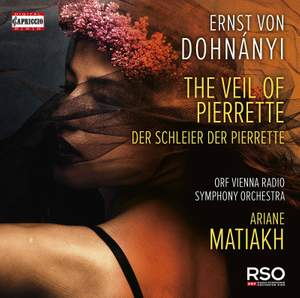 Dohnányi: The Veil of Pierrette, Op. 18 Product Image