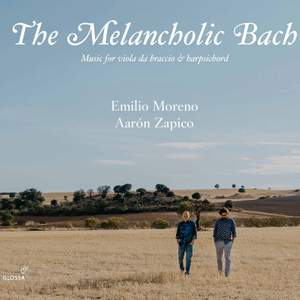The Melancholic Bach: Music for Viola da braccio and Harpsichord