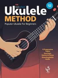 Ashley Hards_Jono Harrison_Tim Bennett-Hart: Rockschool Ukulele Method Book 2