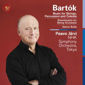 Bartók: Music for Strings, Percussion and Celesta, Divertimento & Dance Suite