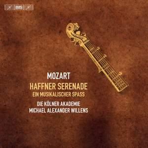 Mozart: Haffner Serenade & Ein musikalischer Spaß