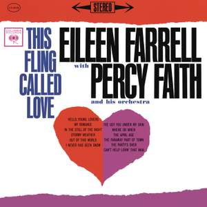 Eileen Farrell - This Fling Called Love