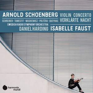 Schoenberg: Violin Concerto & Verklärte Nacht Product Image