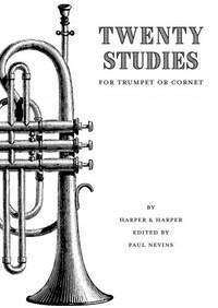 Thomas Harper(s) - Twenty Studies for Trumpet or Cornet