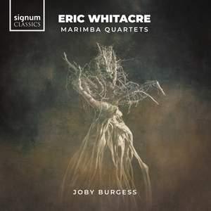 Eric Whitacre: Marimba Quartets Product Image