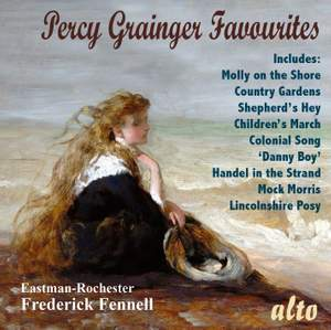 Percy Grainger Favourites