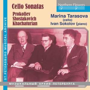 Prokofiev, Shostakovich & Khachaturian: Cello Sonatas Product Image