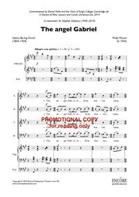 Philp Moore: The angel Gabriel