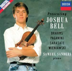 Presenting Joshua Bell