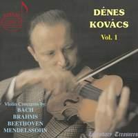 Dénes Kovács, Vol. 1: Violin Concertos