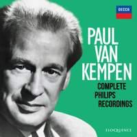 Paul van Kempen: Complete Philips Recordings