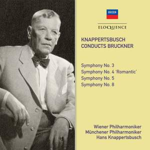 The Decca & Westminster Bruckner Recordings Product Image