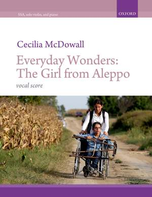 McDowall, Cecilia: Everyday Wonders: The Girl from Aleppo Product Image